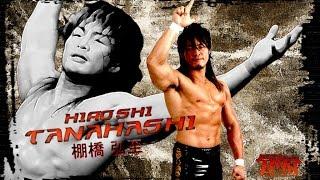 Como crear a Hiroshi Tanahashi en WWE SVR 2011 PS2 WWE 12 Y WWE 13 WII