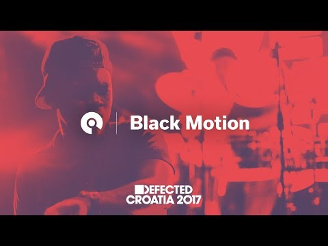 Black Motion @ Defected Croatia 2017 (BE-AT.TV)