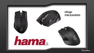 Hama uRage Unleashed - recenzja myszki bezprzewodowej