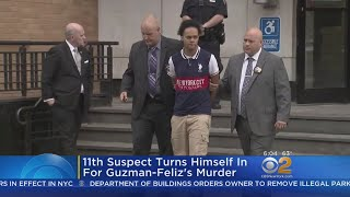 11th Suspect Turns Self In For Junior Guzman-Feliz's Murder