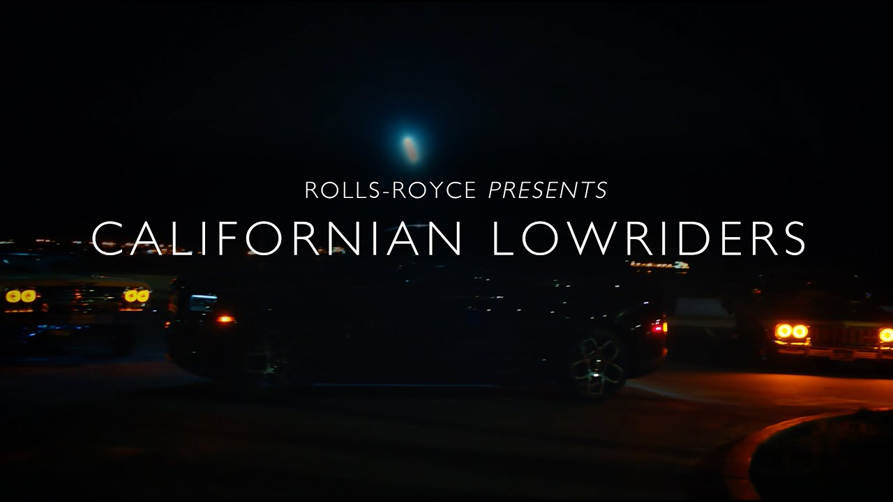 When Rolls-Royce Cullinan Black Badge met LA's car subculture: Part 1