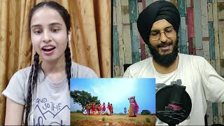 Bathukamma Song by Mangli Reaction | Parbrahm Singh