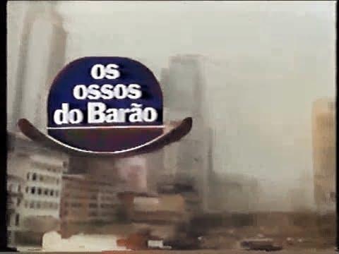 Chamada Os Ossos do Barão 1973