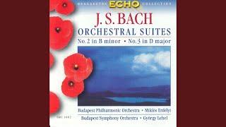 Orchestral Suite No 3 in D major, BWV 1068: Ouverture