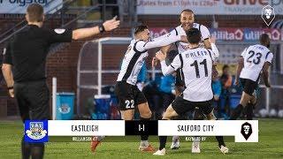 Eastleigh 1-1 Salford City | National League 03/11/18