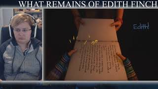 What Remains Of Edith Finch Playthrough Part 4 - The Next Finch