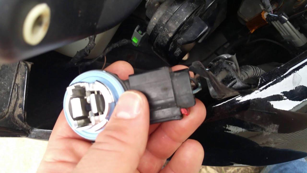 2008 pontiac grand prix repairing a turn signal harness [ 1280 x 720 Pixel ]