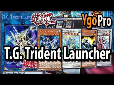 T.G. Trident Launcher ft. Stardust Warrior (YgoPro) - SUMMON 3!?
