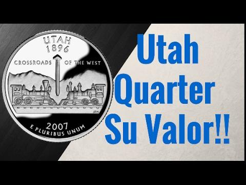 Cuanto cale la moneda de Utah (Estado Colmena)