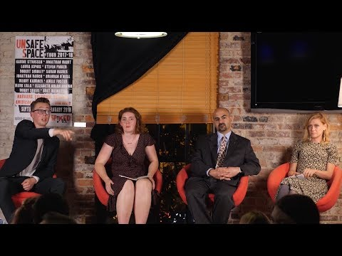 "Spiked Magazine Panel - ""Title IX: Feminism, Sex & Censorship on Campus"""