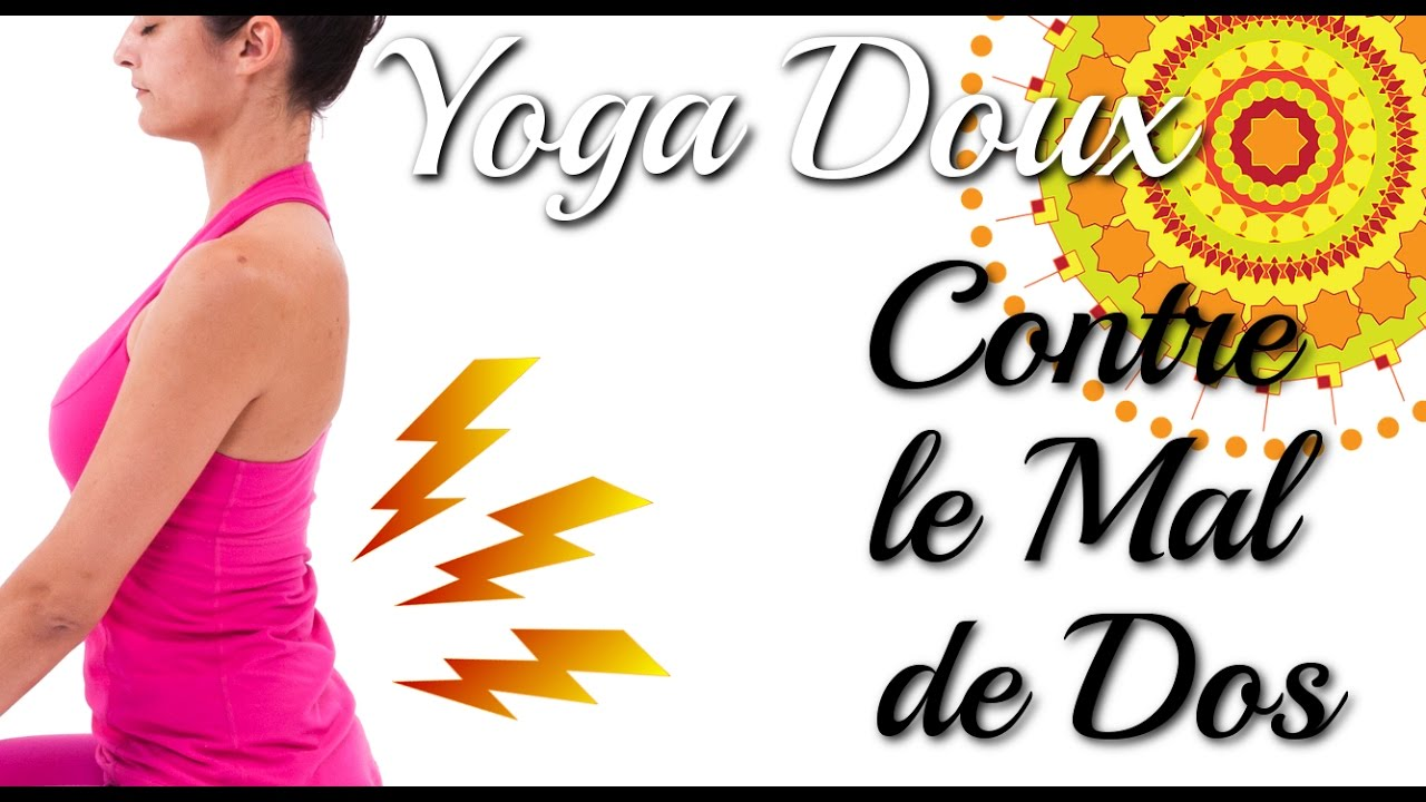 yoga contre le mal de dos avec ariane youtube. Black Bedroom Furniture Sets. Home Design Ideas