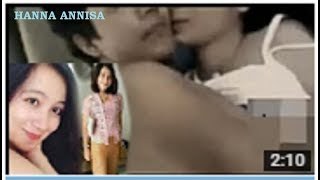 Download Video Video Panas  Hanna Anisa  Yang Bikin Geger Dunia Maya813 MP3 3GP MP4