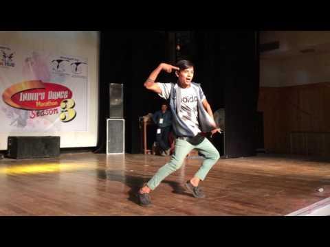 Urban feel new dance _Ankit Thapa...