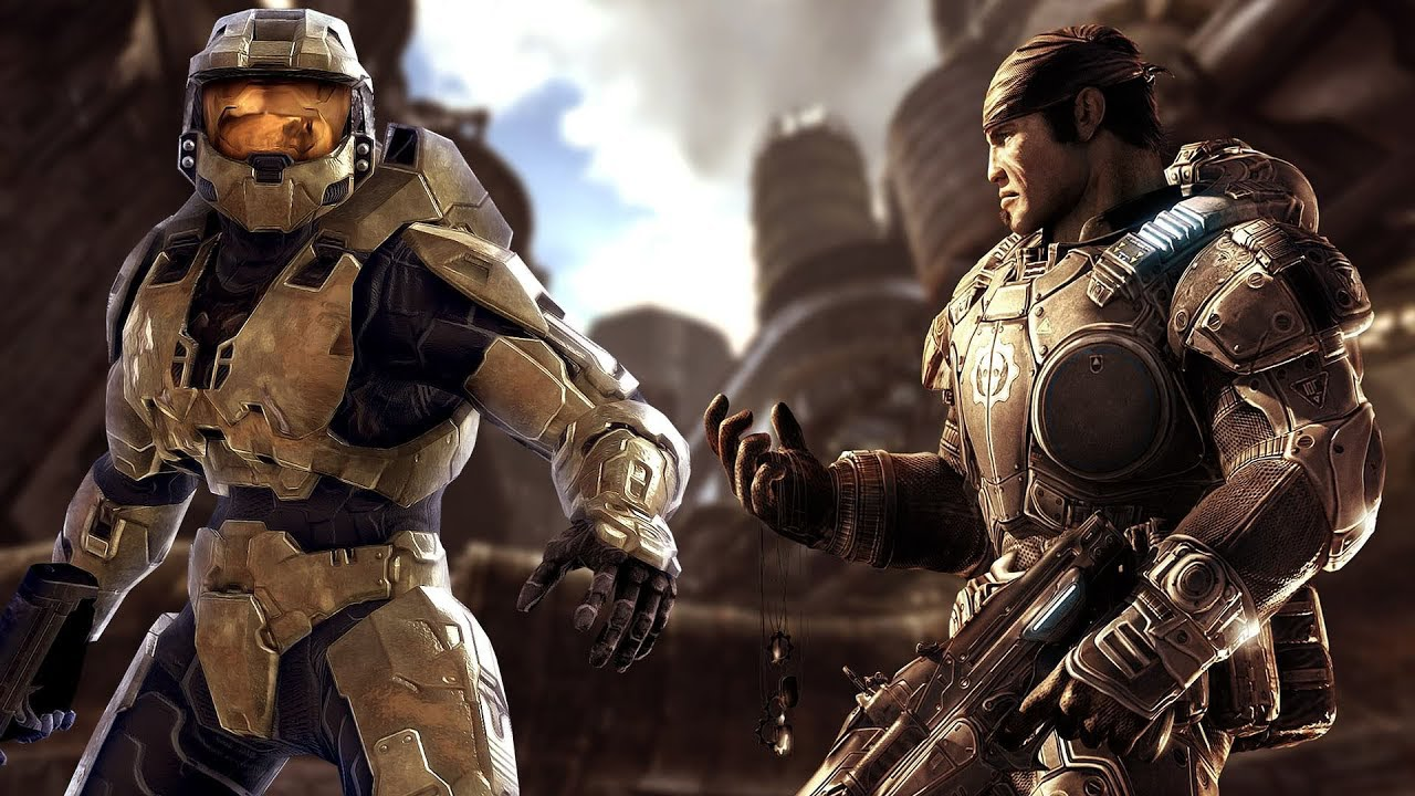 Halo 6 Gears Of War 5 And New Splinter Cell Teased Call