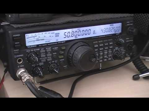 GB3ZY 6 Meter Repeater Nr Bristol YouTube