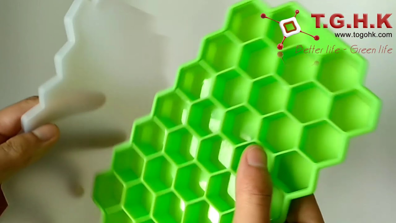 custom honeycomb ice lolly mold maker & silicone honeycomb ice molds