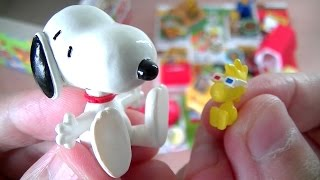 Re-ment Peanuts Charlie Brown's School Days Unboxing Snoopy リーメント チャーリー・ブラウンのスクールデイズ スヌーピー