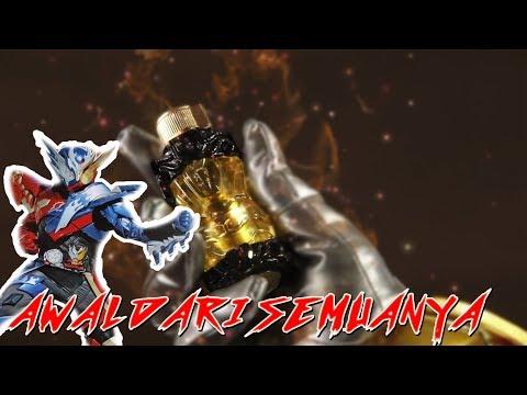 Akhirnya RabbitDragon Form?! Review Kamen Rider Build Episode 43
