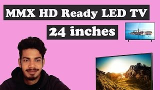 Micromax 24 Inches HD Ready Led TV | Unboxing & Review