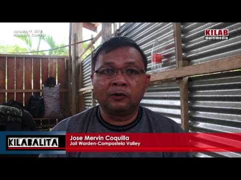 NDFP RELEASES PROVINCIAL JAIL WARDEN IN COMPOSTELA VALLEY PROVINCE