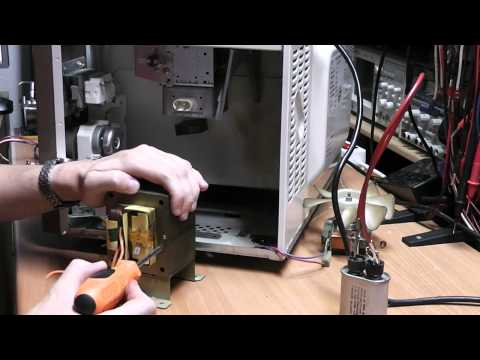 Safe Microwave Disassembly