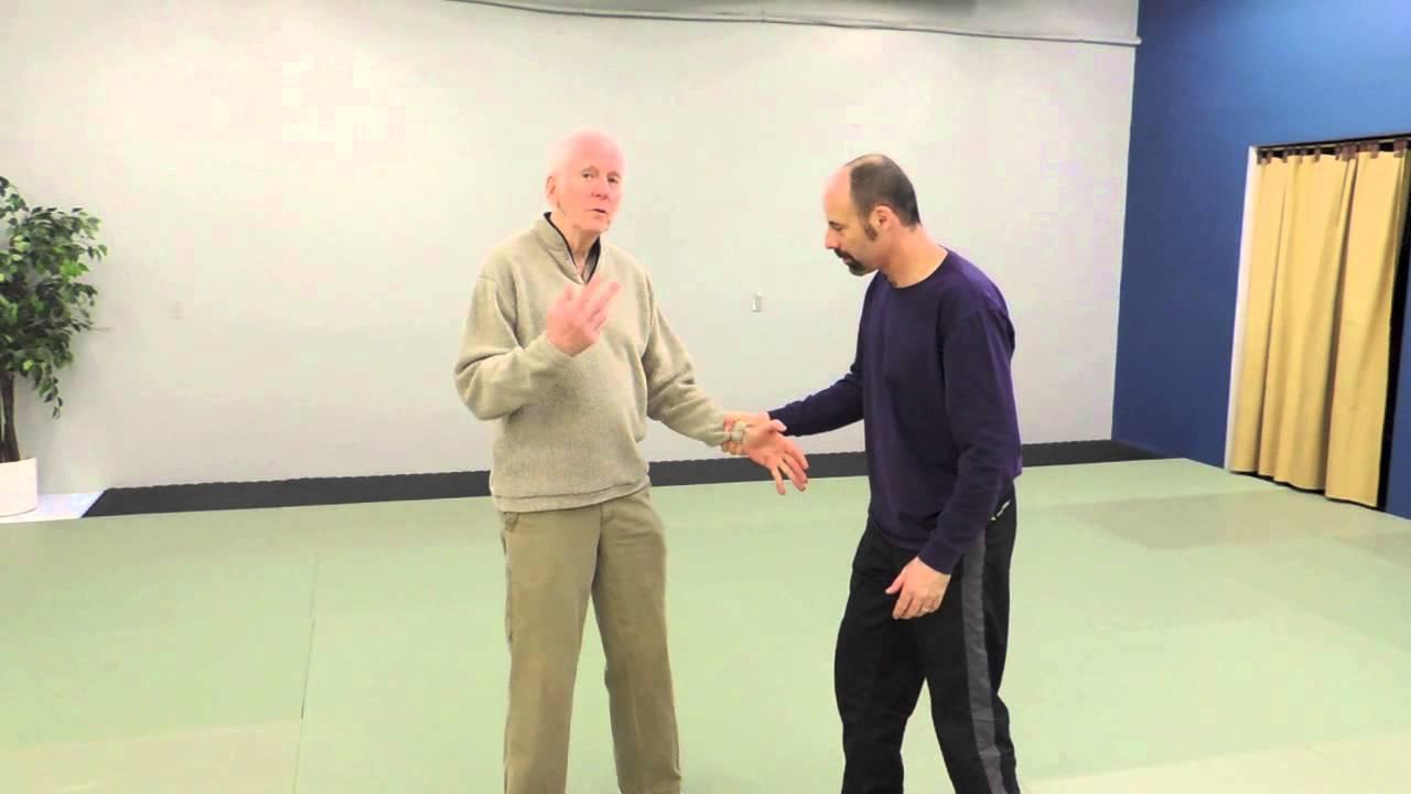 Senior Self Defense - YouTube