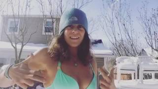 Bikini blizzard challenge