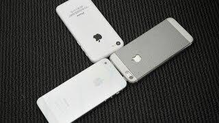 Apple iPhone 5s vs iPhone 5 Обзор-сравнение