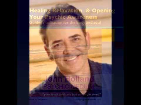 John Holland, Psychic Medium, on The Bryan Lee Whatley Show