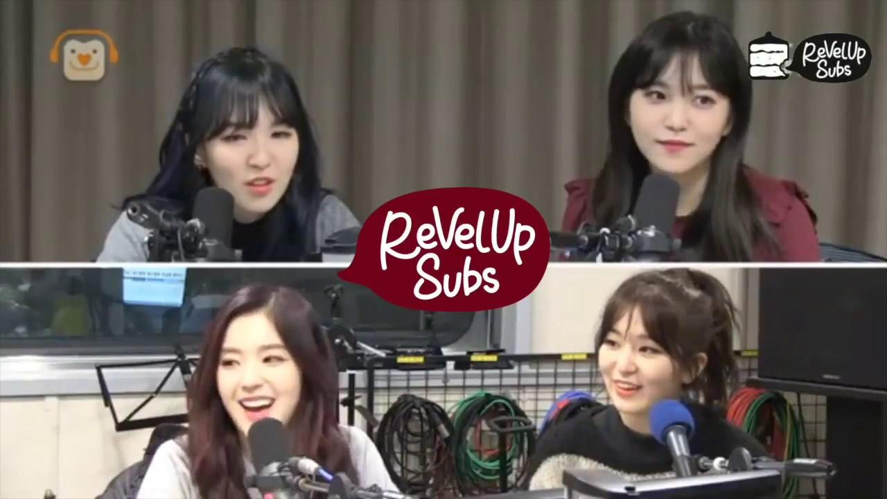 [ENG] 170207 Red Velvet (레드벨벳) Unnie's Radio