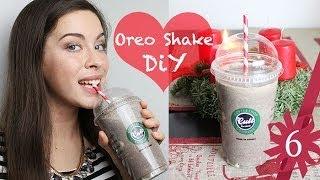 DiY Starbucks Oreo Frappuccino | Milk Shake selber machen | Magnolia Adventskalender Tür 6