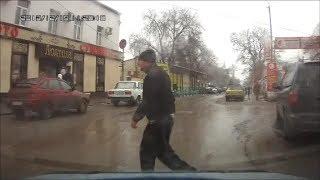 #6 Пешеходы-нарушители не хотят жить? / Idiots!
