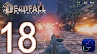 DEADFALL Adventures Walkthrough - Part 18 - Level 9: Mayan City