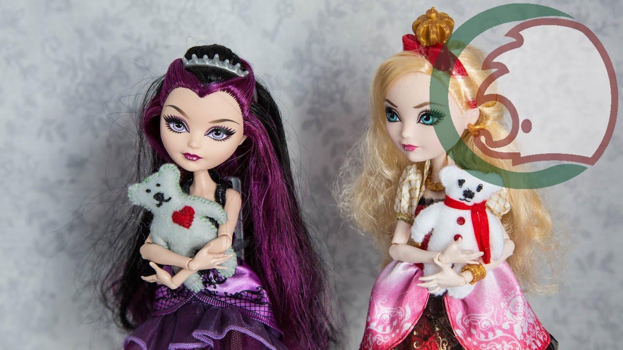 Как сделать мишку для кукол