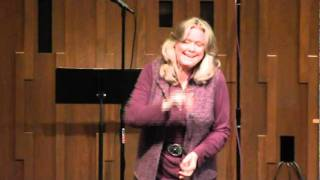 "Rev. Karen Lindvig Sermon—""Intention!—Seattle Unity Church—1-8-2012"