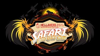 HellaHerb 2021 Safari – Bero goes wild
