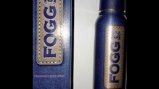 FOGG BLEU SPRING UNBOXING (MEN)