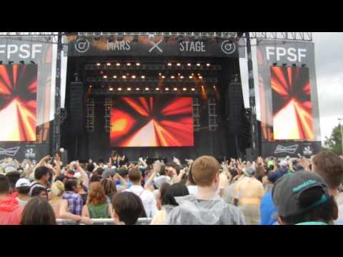 Opening Set - Zeds Dead Performing Live @ Free Press Summer Fest Houston 6/4/2016 Part 1