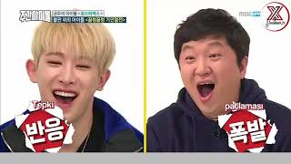 Video [05.04.2017] Monsta X - Weekly Idol Ep. 297 (Türkçe Altyazılı) download MP3, 3GP, MP4, WEBM, AVI, FLV November 2017