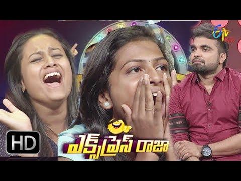 Express Raja | 24th May 2018 | Full Episode 439 | ETV Plus