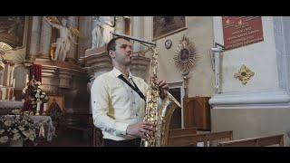 Hallelujah - JK Sax Cover (Church Version)