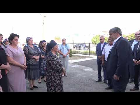 Казбек Коков с рабочей поездкой посетил Баксанский район.