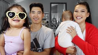 Surprise duudlaga | The Mongolian Family