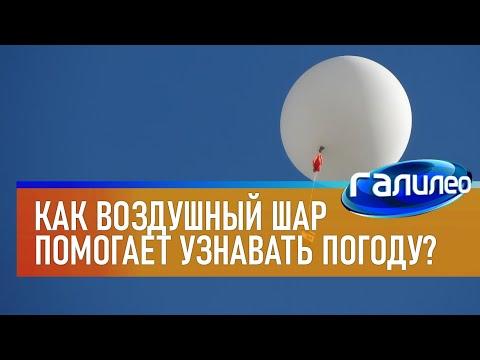 Галилео 🌦 Как воздушный шар помогает узнавать погоду?