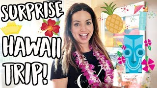 TAKING MY SISTER TO HAWAII!