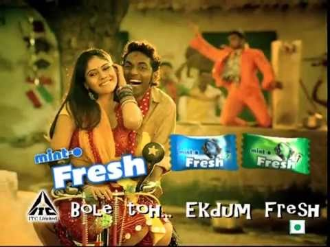 Minto Fresh Majanu - Funny and very popular ad 2005