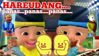 Download HAREDANG HAREDANG PANAS PANAS PANAS LAGU ~ KLIP UPIN IPIN ~ ONDEL-ONDEL DAN BEBEK IKUT JOGET