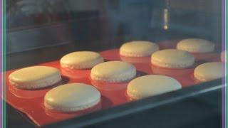 МАКАРОН (les macarons) с белым шоколадом. Рецепт приготовления