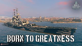 World of Warships - Born To Greatness