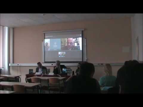 Predstavljanje dvije knjige & Promotion of two books - Sabahudin Hadžialić, 31.3.2018